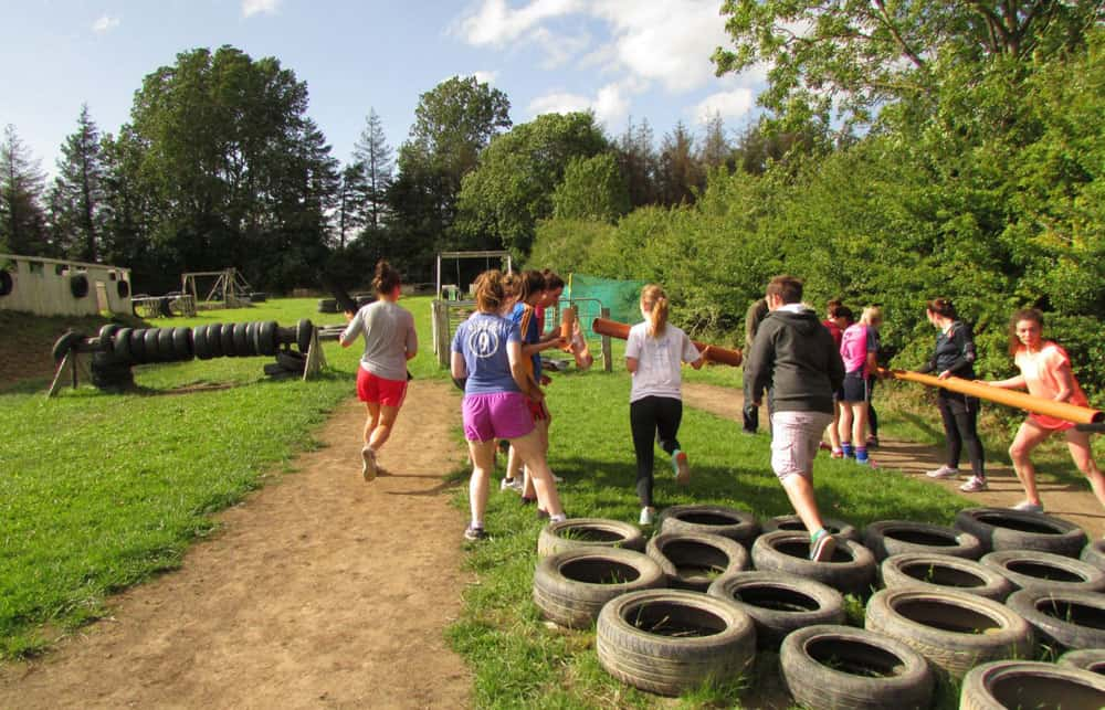 Summer Camp, Kilkenny Activity Centre