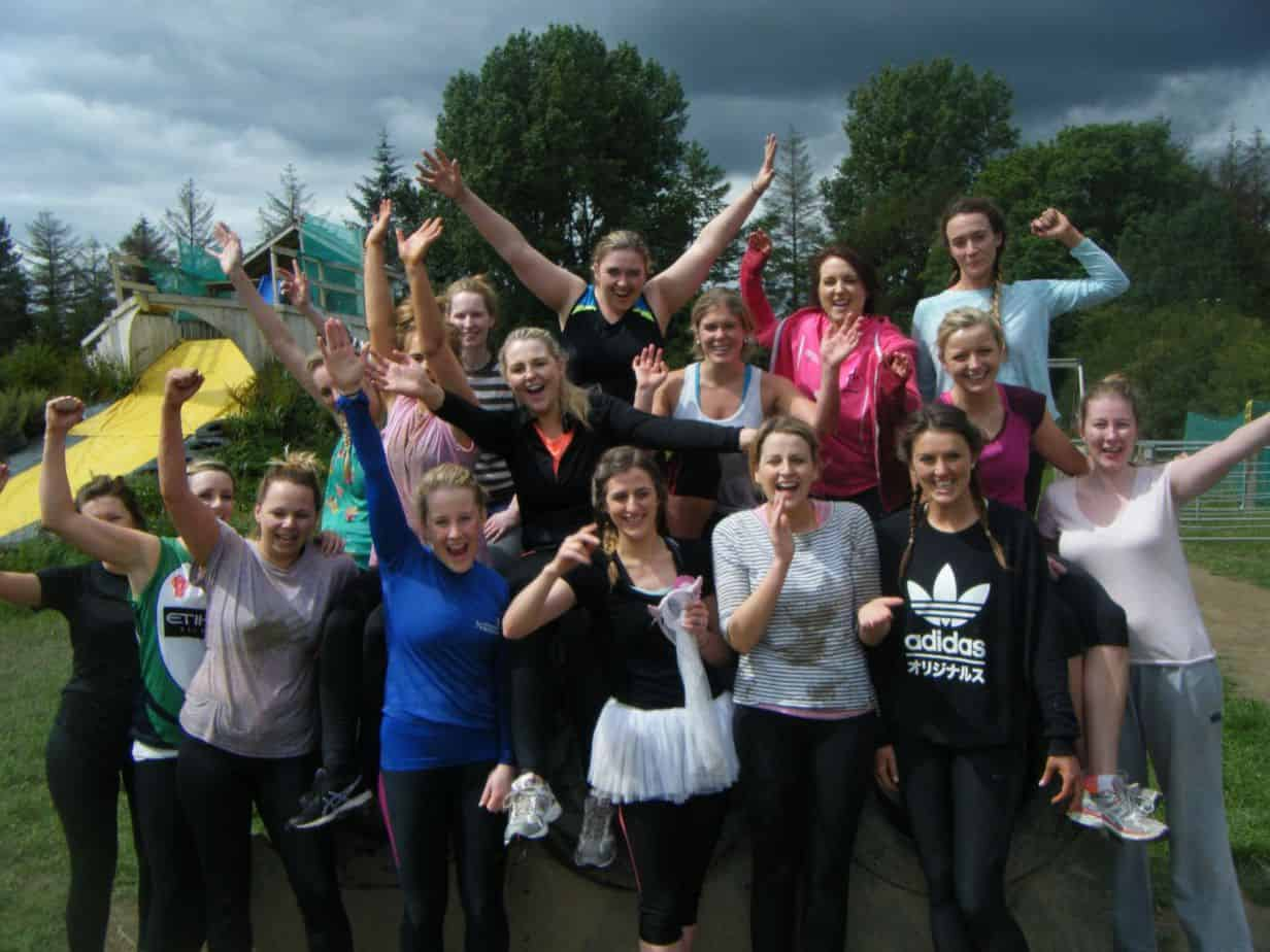 Hen Parties, Kilkenny Activity Centre