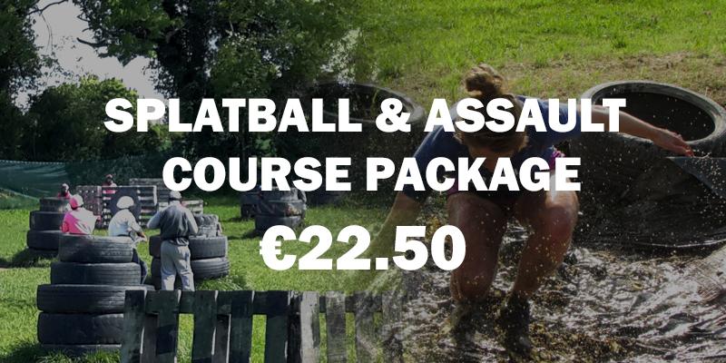 sPLATBALL + Assault Package Kids